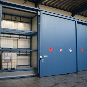 Warmtekamer met CV-ketel en radiatoren in Waalwijk