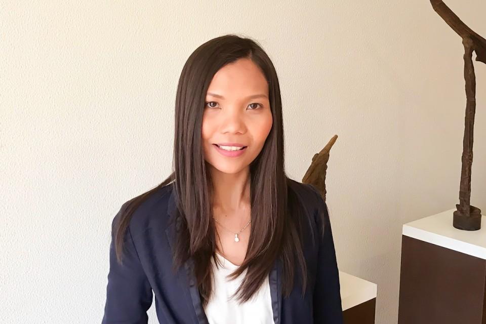 Kolibrie da bienvenida a Suchada Gamoljitr, nueva office manager , oficina en Madrid
