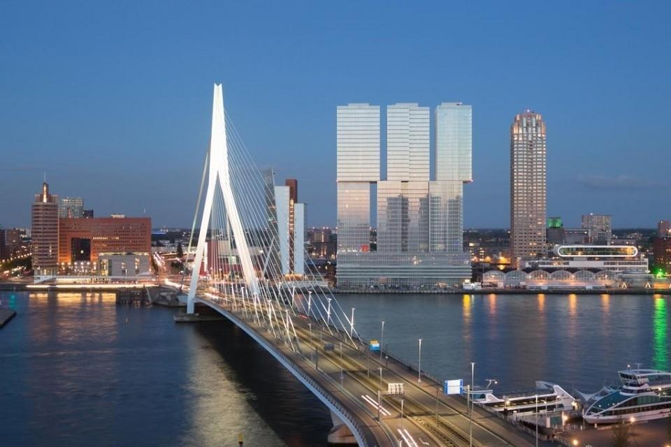 Hotel Markt Rotterdam 2019