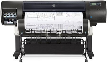 "HP DesignJet T7200 productie printer 42"""
