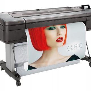 HP DesignJet Z9+ dubbele rol 44-in PostScript® Printer with V-Trimmer