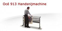 Océ 913 Handsnijmachine