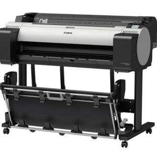 Canon imagePROGRAF TM-300 inclusief onderstel