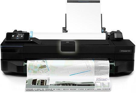 "HP Designjet T120 24"""