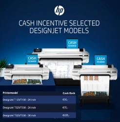 HP DesignJet T125 24