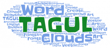 Tagul Wordcloud