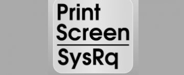 Printscreen maken