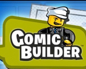 Lego Comic Builder