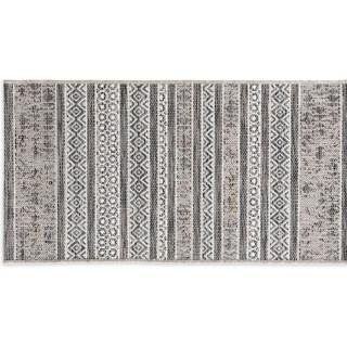 Pattern Sky Ivory/Silver/Grey 60x110