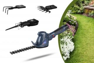 Wolfgang 4 in 1 Gardening Tool