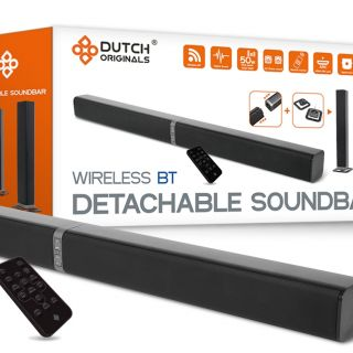 Dutch Originals dubbele soundbar