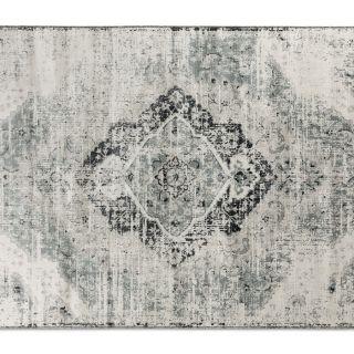 Aqua Vintage Vloerkleden