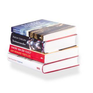 Boekenplanken zwevend