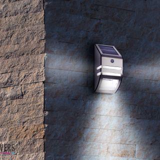 LED Solar muurlamp New York
