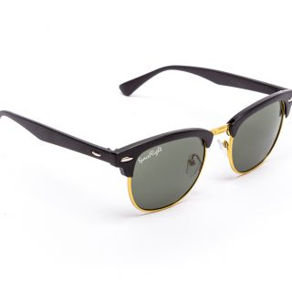 Spaceflight Clubmaster retro zonnebril