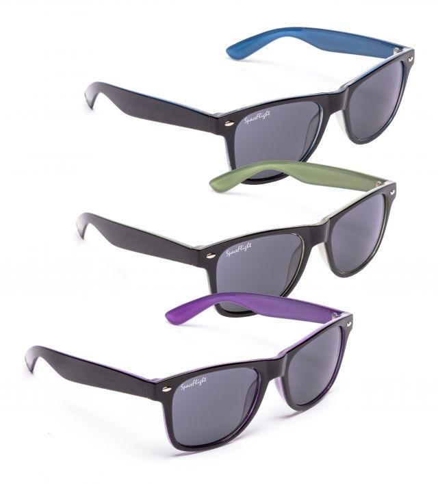 Spaceflight Wayfarer zonnebril