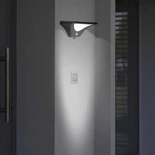 Arizona LED Buitenlamp met Sensor