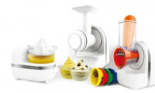 Magnani Foodprocessor 3 in 1