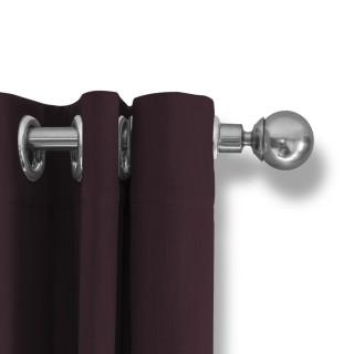 Lifa Living Gordijn 150x250 - Wine rood ringen