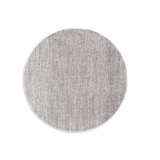 Teppe Round Black/White 150