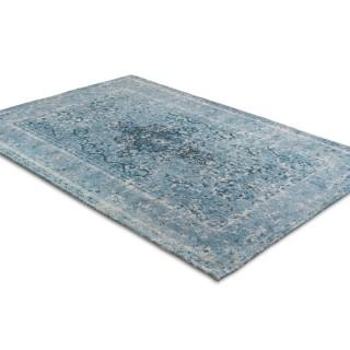 Medaillon Katoen Azuur Blauw 80x150
