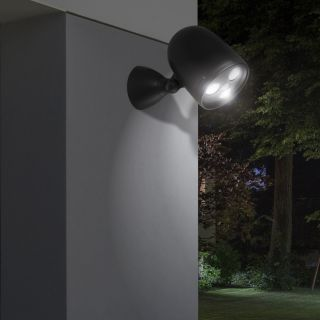 Brighton LED Buitenlamp met sensor