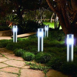 San Diego LED Solar tuinlampenset