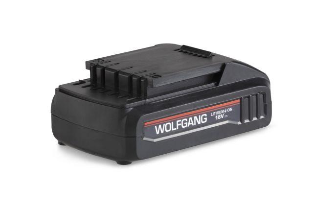 Wolfgang Compressor 18V loose battery