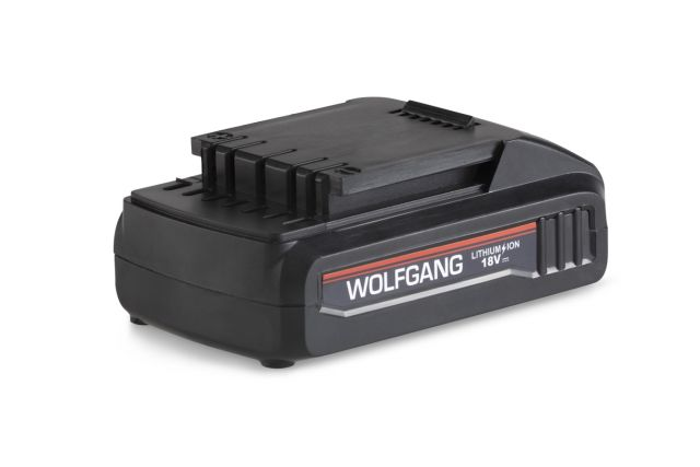 Wolfgang Compressor 18V losse accu