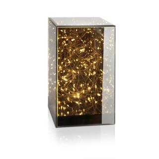 Led Mirror Glass Lifa Living
