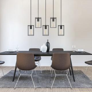 Lifa Living Metalen Hanglamp Emile