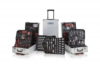 Tool case 300 piece Wolfgang Germany