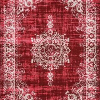 200 x 290 cm Dark Red