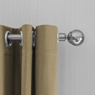 Lifa Living Gordijnen 150x250 - Beige ringen