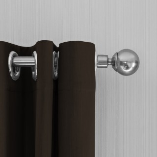 Lifa Living Gordijn 150x250 - Bruin ringen
