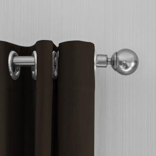 Lifa Living Gordijnen 150x250 - Bruin ringen