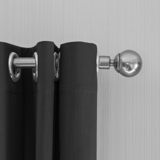 Lifa Living Gordijn 150x250 - Grijs ringen