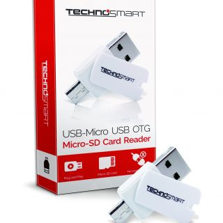 Technosmart Micro-SD Card Reader