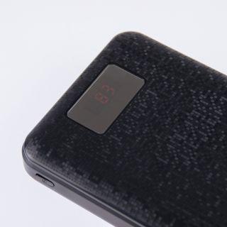 Technosmart Powerbank 16000mAh zwart