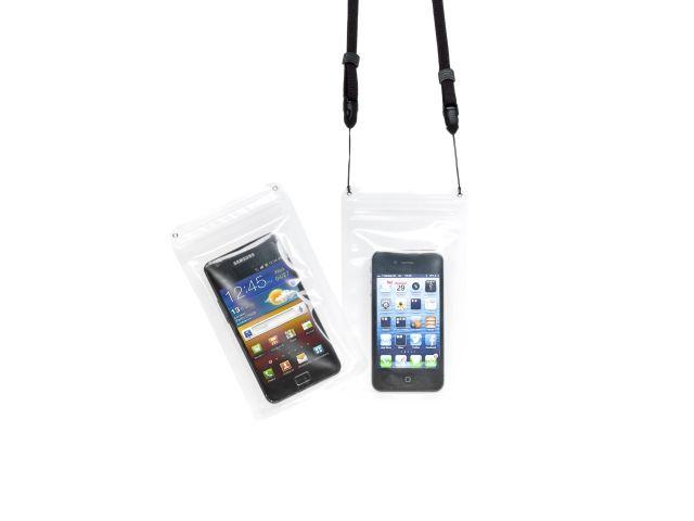 Waterdichte smartphone zak 4 delig