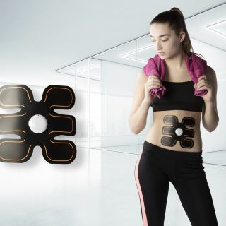 EMS Muscle Trainer 6 pad