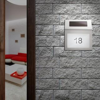 Huisnummer verlichting