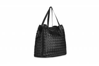 Leather look bags - x3