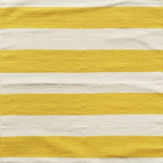 Kilim stripe yellow 80x150