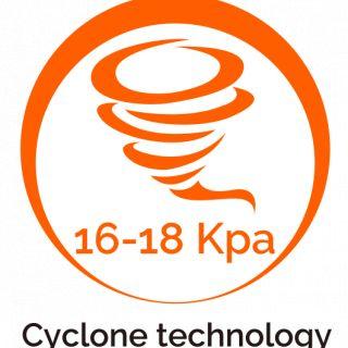 Cycloon stofzuiger
