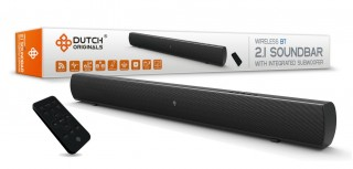 Dutch Originals - Soundbar met subwoofer