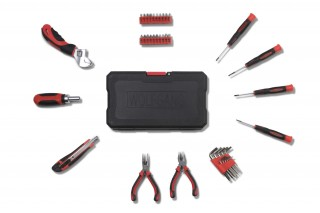 Wolfgang Toolbox 40 pieces