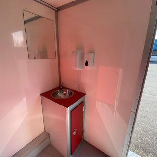 Toiletwagen 4-1-4
