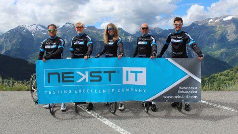 La Marmotte Cycling Team Nekst IT