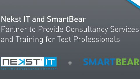 Nekst IT and SmartBear partner to provide Consultancy Services and Training for Test Professionals